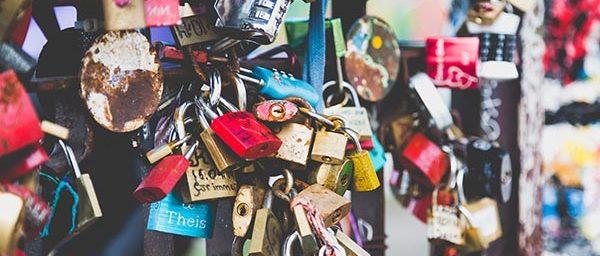 photo of locks